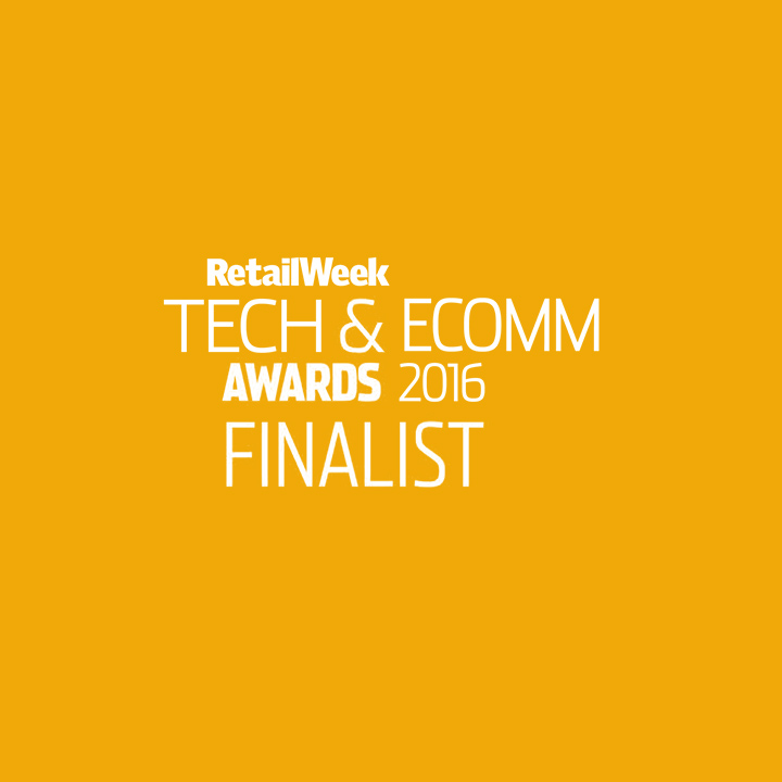 Retail Week Tech & Ecomm Awards 2016